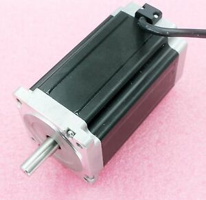 Nema34 Single Shaft 5a 1841oz in Stepper Motor