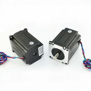 Nema23 Single Shaft 3a 283oz in Stepper Motor 23hs30