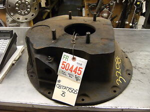 Used Ford Truck Bell Housing C8ta7505b