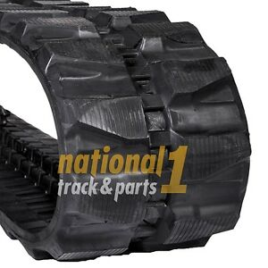Gehl 602 Mini Excavator Track Rubber Track Size 400x72 wx74