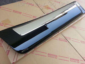 Toyota Land Cruiser 200 Lc200 Fj200 Door Protection Molding Rear Right Genuine