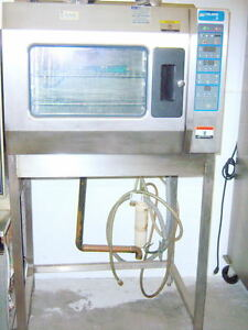 Refurbished Used Giles Combi Oven convection Steam Oven