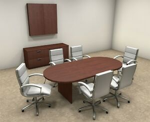 Modern Racetrack 8 Feet Conference Table ot sul c6