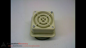 Federal Signal 50gc Series B Speaker audible 24 Volts Hz 50 60 dc Ne 154705