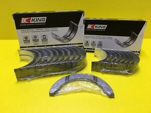 King Rod Main Bearings Kit Honda Crv B20b4 B20z2