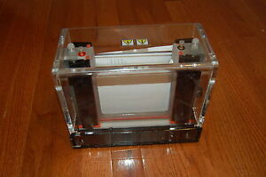 Owl Penguin Vertical Gel Electrophoresis System Water cooled Dual gel