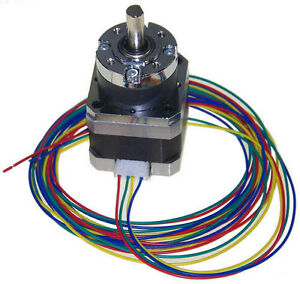 Kysan 5 18 1 Planetary Geared Stepper Motor 3d Printer Reprap Kossel Nema17