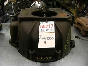 Ford Truck Bell Housing 361 Ci C4ta7505h