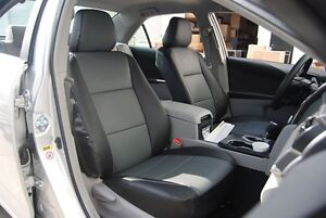 Toyota Camry 2012 2014 Leather like Custom Seat Cover