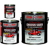 Chassis Saver Gloss Black Rust Preventative Paint 1 Gal