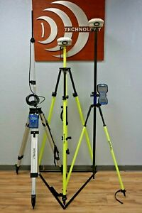 Trimble R8 Model 3 L1 L2 L2c L5 Gps Glonass Gnss Tsc3 Rover Base Rtk Set
