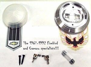 1969 1981 Camaro Trans Am Complete Dome Light Assembly Firebird Chevy