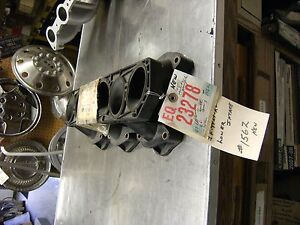 97 01 Various Explorer And Mountaineer Lower Intake Manifold F77z9424ba