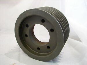 Woods 5v856e Heavy Duty 6 Groove Pulley Max Rpm 2900 nnb