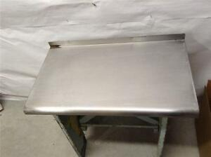 Commercial Kitchen Shelf believed To Be Nsf nsf k