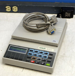 Hasler Inc Wjs Series Shipping Postage Calculator Scale Wjs5