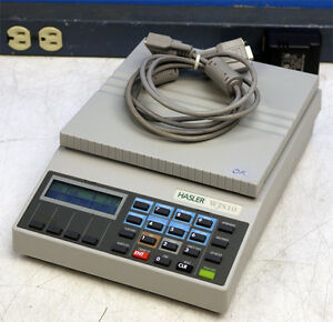 Hasler Inc Wjs Series Shipping Postage Calculator Scale Wjs10
