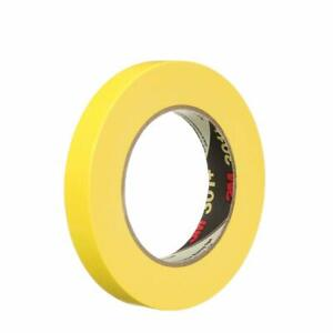 3m Performance Yellow Masking Tape 301 3 4 X 60 Yds 1 Roll