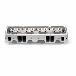 Edelbrock 5072 Cylinder Head E Street Cylinder Heads For Chevy