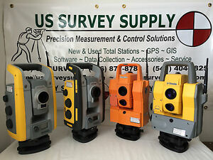Instrument Service Full Cleaning Calibration Trimble S6 5603 Total Stations