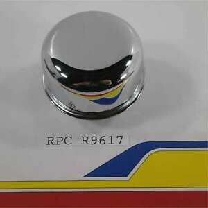 Racing Power rpc R9617 Engine Valve Cover Breather Chrome Twist on Breather Ca