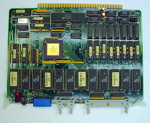 Becton Dickinson Bd 03 20043 02 Classifier Card Pcb Board 07 20043 02