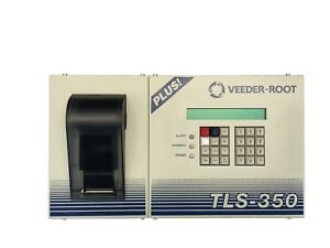 Veeder root Gilbarco Tls 350 Plus Tank Monitor W 4 input Probe Module Printer