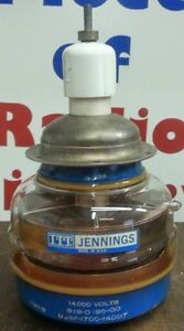 Jennings Glass Ucsf 1700 14d917 Vacuum Variable Capacitor
