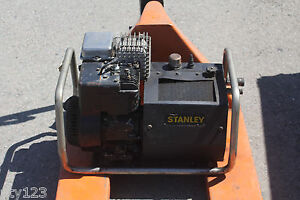 Stanley Power Unit Pump Hp 5 Hydraulic 2000psi