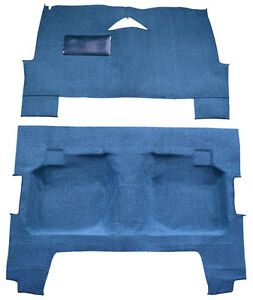 Replacement Flooring Set complete For 60 60 Chevrolet Biscayne 3773 230