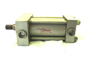 Milwaukee Cylinder A 22074 Cylinder Bore 3 25 Stroke 5 3000 Psi xlnt