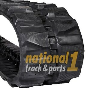 New Holland Eh45 Mini Excavator Tracks Track Size 400x72 5x74