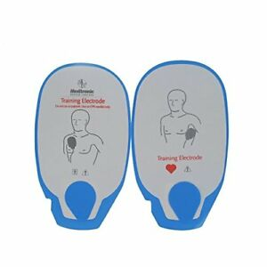 Physio Control Lifepak 500 Aed Training Electrodes Adult 5 Pair