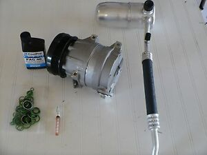 2000 2002 Chevrolet Prizm 1 8l New A c Ac Compressor Kit