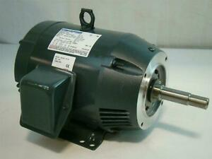 Marathon Electric Inverter Duty 7 1 2hp Electric Motor 3470rpm 220 380v Ph3 M083