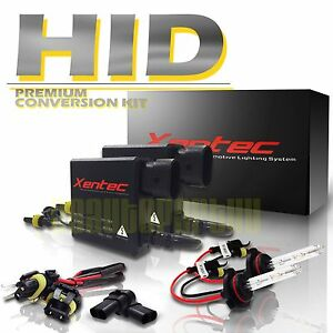 Xenon Hid Kit 9006 5000k 6000k 8000k 10000k Low Beam Headlight Conversion Light