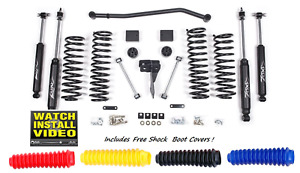Jeep Wrangler Jku 4 Full Suspension Lift Kit Zone Offroad J15n 4door Unlimited