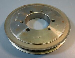 Timing Pulley 44l050sds 44 Tooth For 1 2 Belts 2 125 Bore Nwob