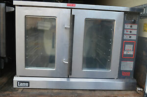 Electric Cook And Hold Convection Oven