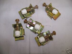Nice Lot Mounting Clips For Allen Bradley Panelview 700 1500