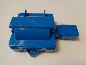 Blue Hei Distributor Coil Dust Cover Cap Replacement Sbc Bbc 305 350 454