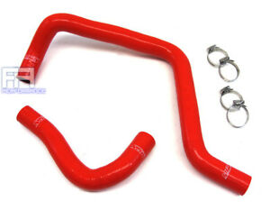 Hps Silicone Radiator Hose Kit For Integra 1 8l B18 94 01 Ls Rs Gs Gsr Se Red
