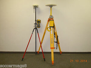 Trimble R8 Model 3 Sps852 L1 L2 L2c L5 Gps Gnss Glonass Base Rover Rtk Set Sps