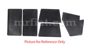 Ferrari 330 Gtc 365 Gtc Rubber Mat Set New