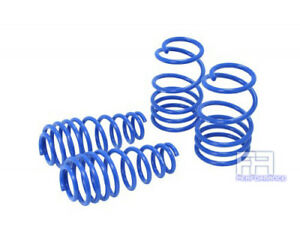 Manzo Lowering Lower Drop Spring For Ford Mustang 05 14 S197 1 375 f 2 r