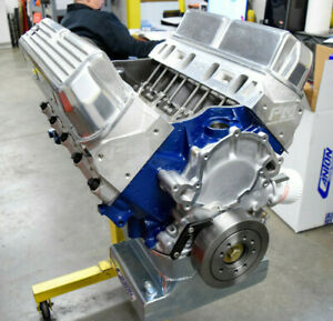 427 Small Block Ford Custom Stroker Engine 351 Windsor Mustang Cobra 550hp