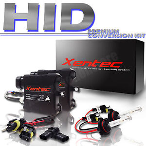 Xentec Hid Xenon Conversion Kit All Bulb Sizes And Colors Premium Slim Ballasts
