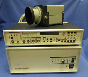 Princeton Instruments Iccd 576 s Camera Pg 200 Programmable Gate Pulse Generato