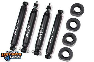 Zone Offroad Coil Spacer Suspension 2 Lift Kit For 93 98 Jeep Grand Cherokee Zj