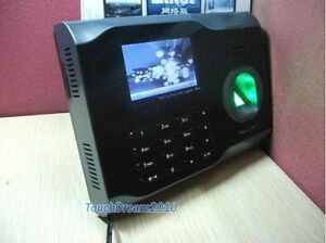 Iclock Wifi Wireless Network Biometric Fingerprint Time Attendance Machine